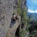 First time climbing